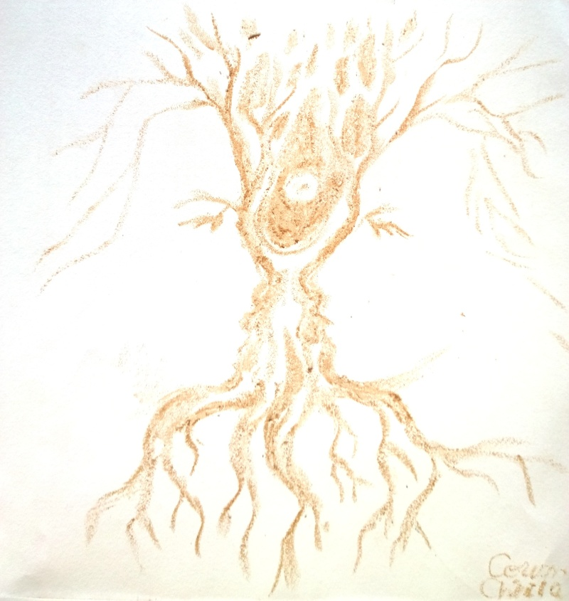 copacul-iubirii-desenat-cu-ciocolata-the-dree-of-love-chocolate-drawing