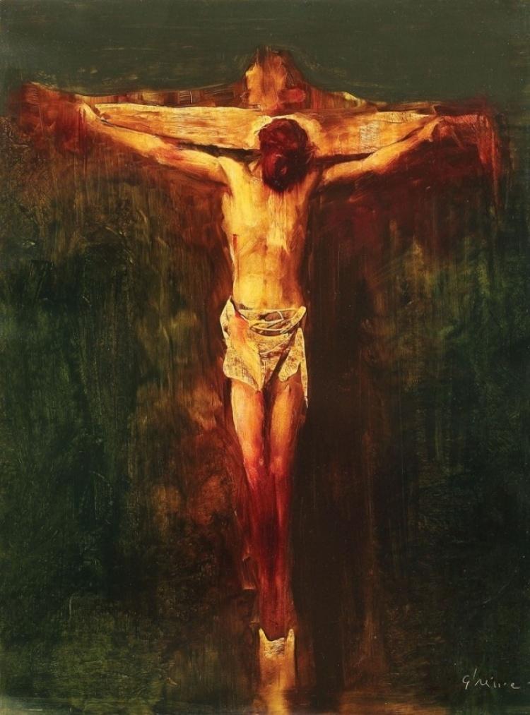 adrian-ghenie-christ