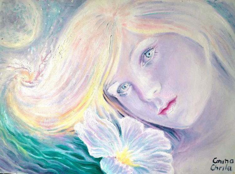 floare-albastra-portretul-iubitei-lui-eminescu-pictura-ulei-pe-panza