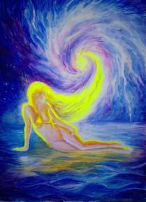 Din valurile vremii, femeie intre stele ssi stea intee femei