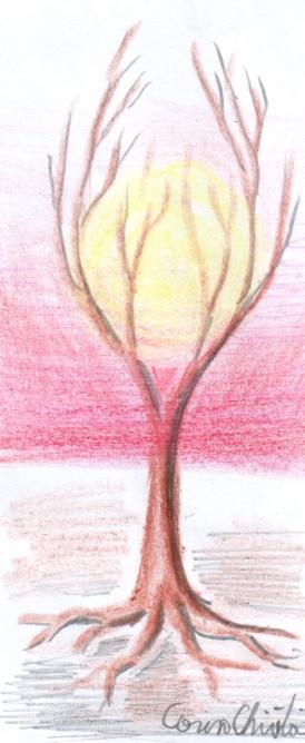 solar-tree-drawing