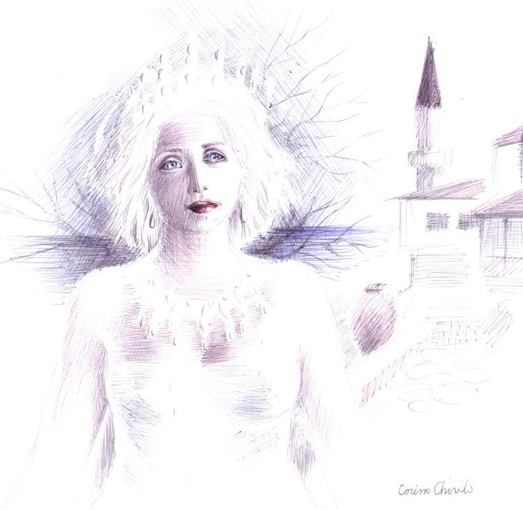 Regina Maria la Balcic