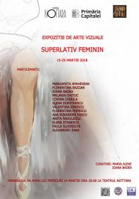 Afis superlativ feminin