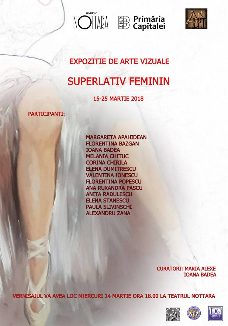 Afis superlativ feminin