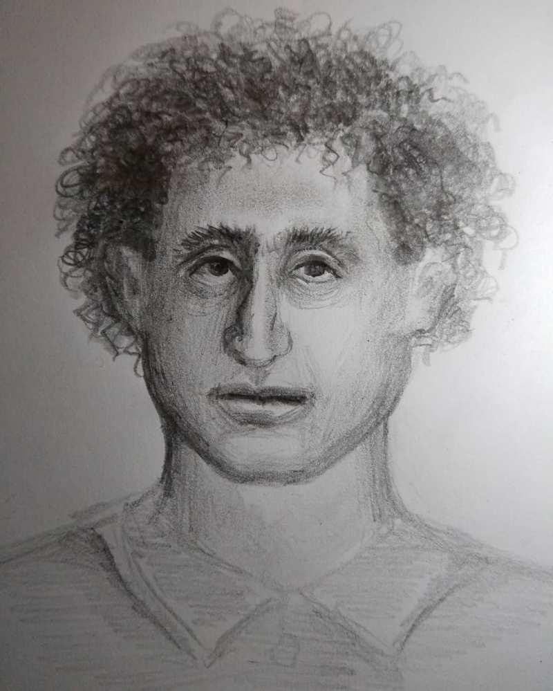 portretul unui terorist