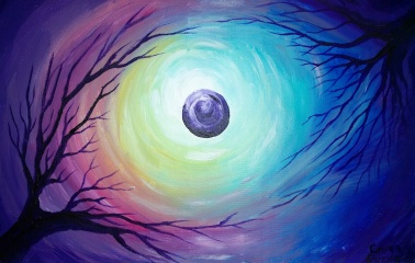 Sinapse sau lumina ochilor mintii pictura