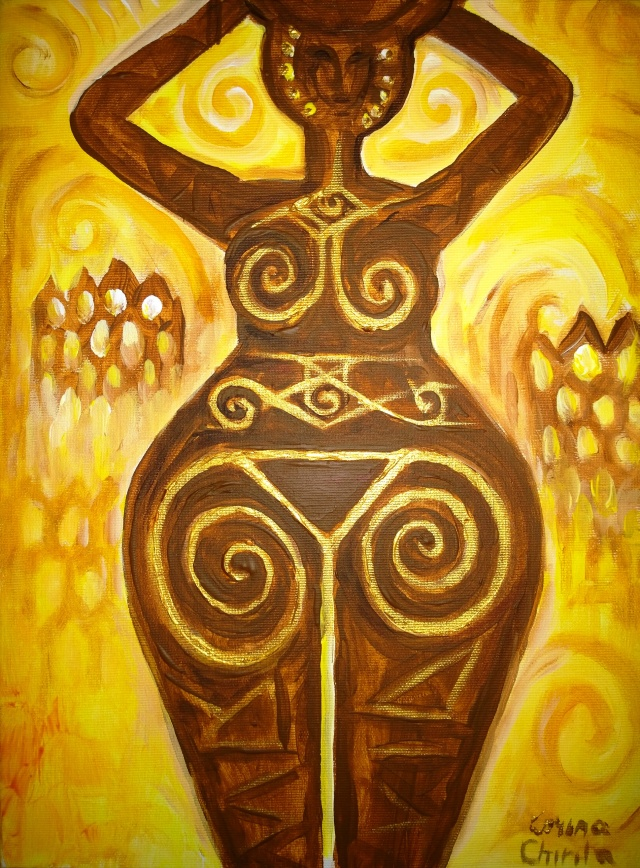 Zeita a fertilitatii din cultura Gumelnita