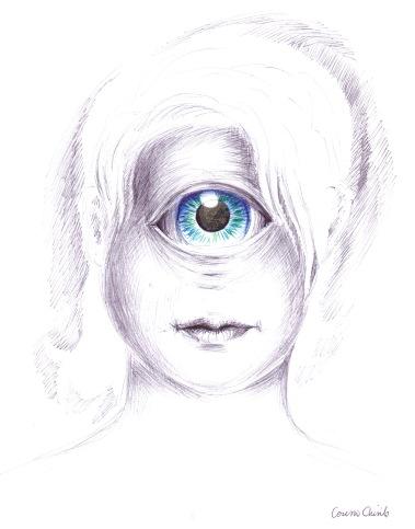 portret de ciclop