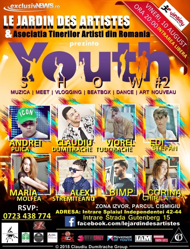 Afis Youth show