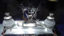 Masina de scris a reginei Maria