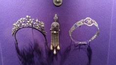 Bijuterii purate de Regina Maria