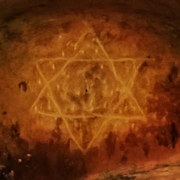 Steaua lui David de la Sinca Veche