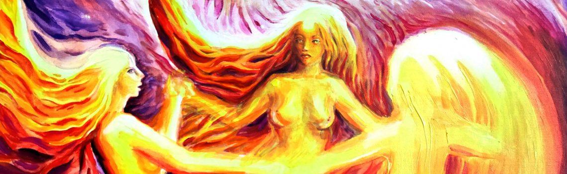 Desene si picturi de Corina Chirila